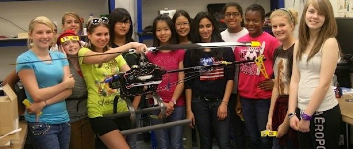 Girls Physics Camp