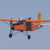 Methane emissions from near-field sources using an electric model aircraft