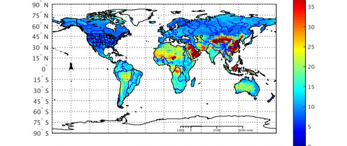 Global PM2.5